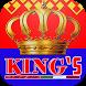 Kings Grillroom Pizzeria by Appsmen
