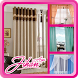 100 ++ Curtain Design Ideas by Lalido