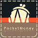 POCKET MONEY - Cash Book by Fantasy Capsule