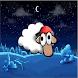 Sheep Escape Aliens Sleep