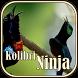 Master Burung Kolibri Ninja by JTZstudio
