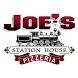 Joe's Stationhouse Pizza