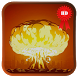 Nuclear Explosion Live Wallpap by BusaccaBuskin