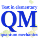 Physics Test Quantum Mechanics by zdarma.sk
