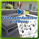 Homemade Furniture and Decor by ErickDev