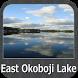 East Okoboji Lake - IOWA gps by FLYTOMAP INC