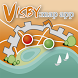 Visby map app by Gotlands Cykeluthyrning