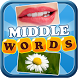 Middle Words by PufferFish Games Ltd