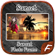 Sunset Photo Frames by Amazing Night Riders