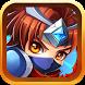 Ninja: A la lucha by joachimb99