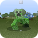 Mutant Creatures addon for MCPE by Timgamescorp