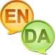 English Danish dictionary + by vdru