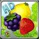 Master Block Crush HD Fruits by FelicityApps