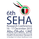 6th SEHA Research Conference by CrowdCompass by Cvent