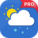 Weather forecast Pro by Green Apple Studio