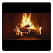 Yule Log Fire Live Wallpaper by CJC LLC