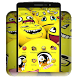 Funny Smile Emoji by Launcher phone theme
