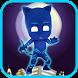 Subway Ninja Mask Game by Running in Pyjamas