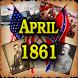 1861 Apr Am Civil War Gallery by Vinyard Studios