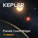 Kepler Planets Widget by Requio Web Design