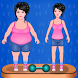 Fat To Slim Fitness Girl Game by Girl Games - Vasco Games