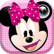 Minni Mouse Photo Stickers by Little Oasis Apps for Kids and Adults