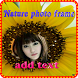 Nature photo frame by Photo frame intira
