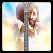 Jesus Zipper Lock Screen by Fantastic Zip locker & Cute Sticker