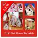 DIY Bird House Tutorials by Handmade Studio