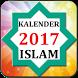Kalender Islam Hijriyah 2017 by BnDZone