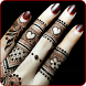 Finger Mehndi designs by Varniappstore