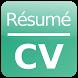 Resume / CV by dNT