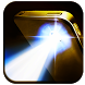 Golden Flashlight by Asaf lubliner