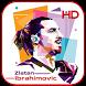 Zlatan Ibrahimovic Wallpapers by Artamedia Inc.