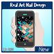 Real Art Nail Design by aghadigital
