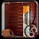 Wood Sliding Door Design by Reincarnation