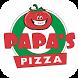 Papa's pizza by ANNA MALYSHEVA