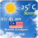 Kuala Lumpur Weather by Smart Apps Android