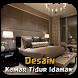 Desain Kamar Tidur Idaman by MepongDeveloper