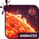 Sun Eruption Animated Keyboard by Wave Keyboard Design Studio