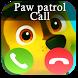 Paw Patrol Call Vid Prank by CALL_PRANK