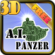 Auto cruising tank: A.I.Panzer by SaMaA