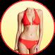 Bikini Photo Suit by Thomas Gupta