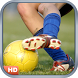 Play Girls Futsal Soccer Game by Footccer - Real Sports Games