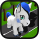Crossy Highway Pony by Enzoid Games