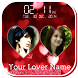 Love Couple Lock by Red Zone