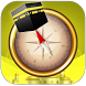 Qibla Compass Finder For Namaz kaaba direction by Goraya Games