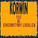 KORWIN Test na kons.liberalizm by mario112358