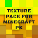 Texture Pack for Minecraft PE by WorldNewsChannel