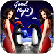 Good Night Photo Frames Photo Editor by Photo Frame Photo Editor